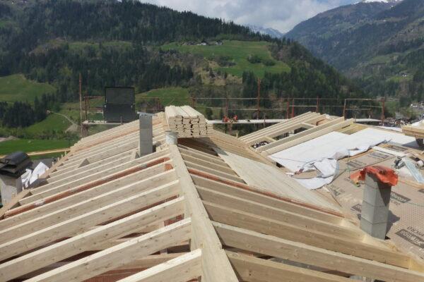 Dach mit isofritz-ernst