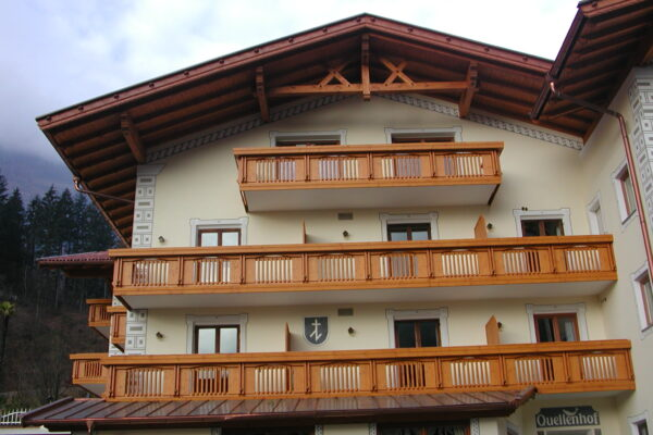 Wiesenhof Balkon